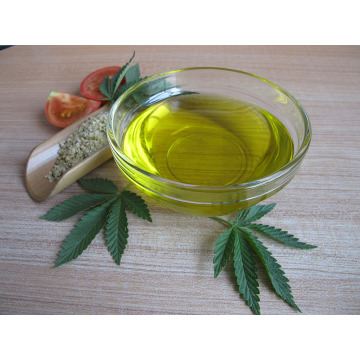 Refined Hemp Oil Used
