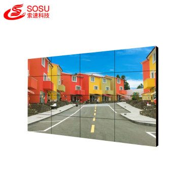Video Wall LCD con LED Video Wall