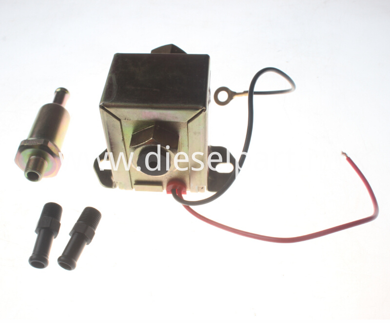 New Solid State Fuel Pump 6558398 for loader 3