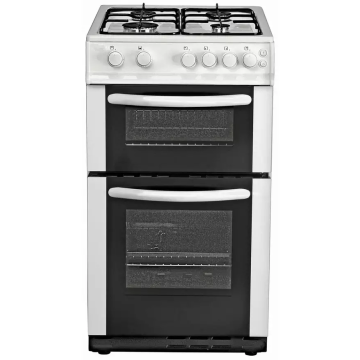 White Stove and Oven Freestanding Cooker 60cm