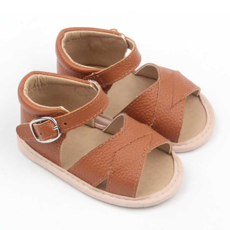 Baby Sandals Solid