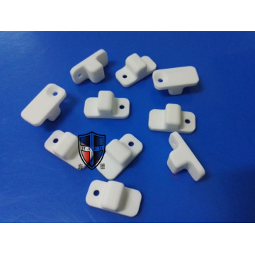 alumina ceramic threaded screws pin eyelet