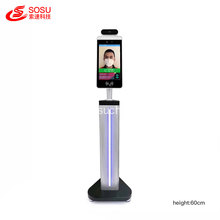 New Contactless Facial Recognition Thermometer
