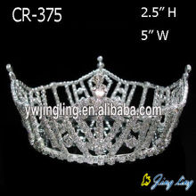 Beauty Queen Pageant Full Round Crowns