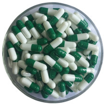 Size 00 Hard Empty Color Gelatin Capsules