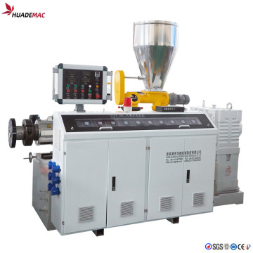 SJZ65/132 twin screw extruder for pipe