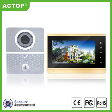 Apartment IP Video Intercom Systems