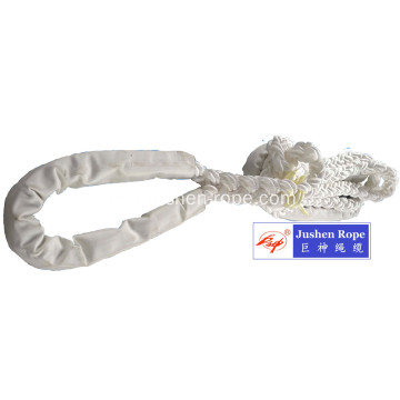 High Quality Mooring Colorful Braided Nylon Rope