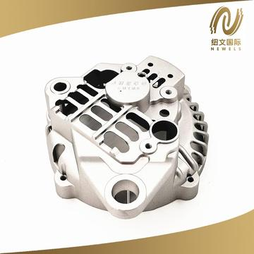 Aluminum Investment Casting Generator Housing