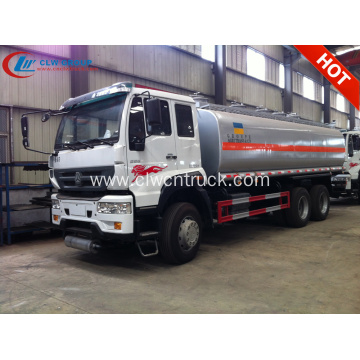 Export to Africa SINOTRUCK gasoline transport tank truck