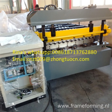 high quality galvanized steel  roll forming machine