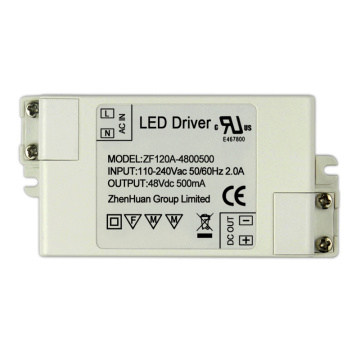 24W 48V 500mA Constant Voltage Led Power Drivers
