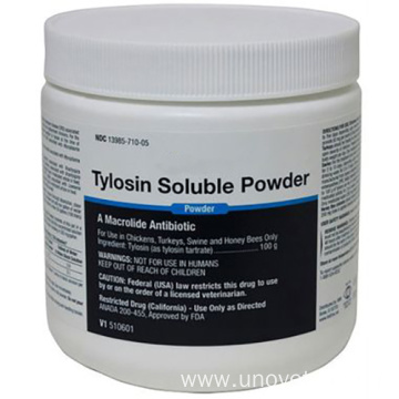 50% Tylosin Tartrate Soluble Powder for Animal