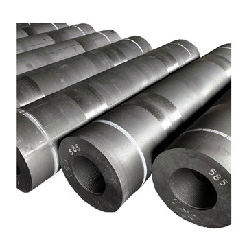 "12"" Inches UHP 300mm Graphite Electrode Steel Making"