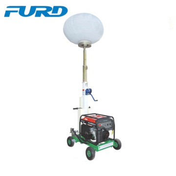 Balloon Light Towers, Tripods, Paving and Vehicle Balloon Lighting