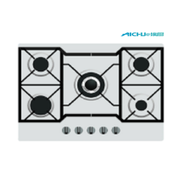 Glen Built In stainless Steel Cooktop