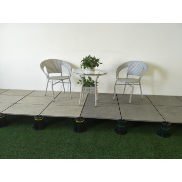 Adjustable Plastic Pedestal for outdoor pave stone