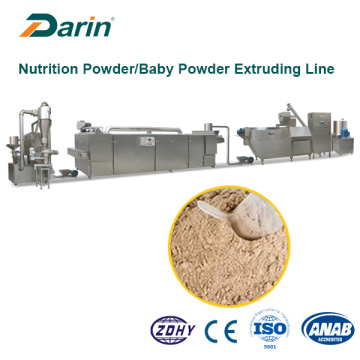 Fully Automatic Baby Nutritional Powder Food Production Line