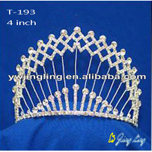 Pageant Crowns Crystal Tiaras