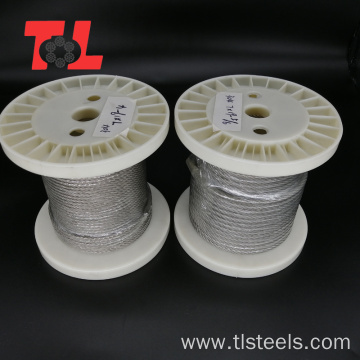 7*7 7*19 Stainless Steel Wire Rope