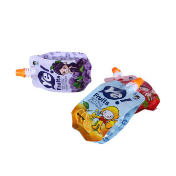 Spout Pouches for Jelly Packaging