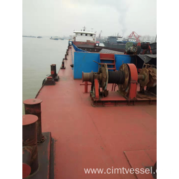 3300T Self unloading sand vessel build in 2014