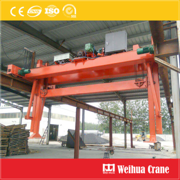 Aerated Concrete Overhead Crane