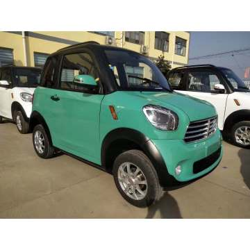 4-Wheel Electric Mini Car Neighborhood Smart Electric Car