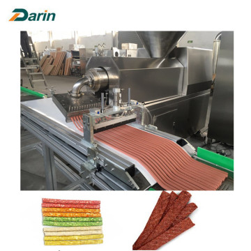 Meat Strip Making Machine With Auto Tray System