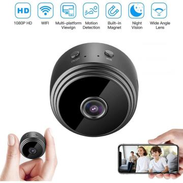 A9 Mini Camera 1080P Web Camera WiFi Wireless Remotely Webcams Night Vision Motion Detection USB Camera For WIFICAM PRO APP
