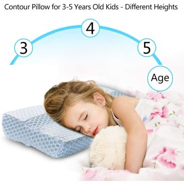 Comfity Memory Foam Pillow Kids