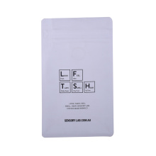 Free Samples Custom Printed Flat Bottom Coffee Bag