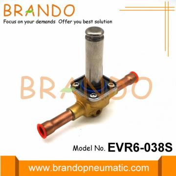 EVR6-038S Electromagnetic Valve Used In Refrigeration System