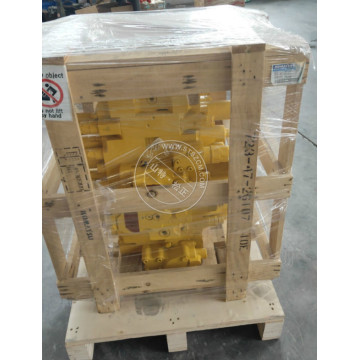 PC300-7 komatsau Main valve 723-47-26102