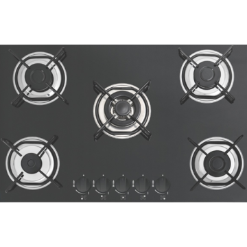 Gas Cooktops LPG 5 Burner