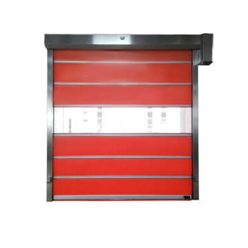 PVC Curtain High Speed ​​Rolling-up Door
