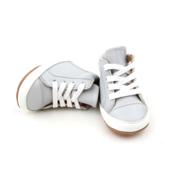 Fashion Baby Winter Running Baby Leather Boots