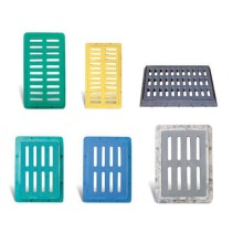 High polymer material water grate.