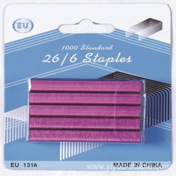 Durable Quality 26/6 Office Standard Staples