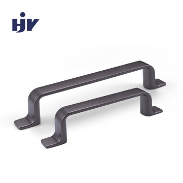 HJY furniture drawer pulls zinc cabinet handles
