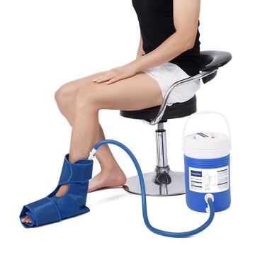 Ankle Physical Rehabilitation Cold Therapy Machine