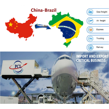 Honest and happy air freight shipping agent rates from Shenzhen to Brazil (GRU VCP GIG VIX SAO)airport