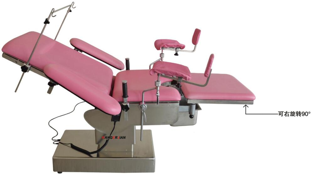 Qualified Gynecology Electric Operating Table
