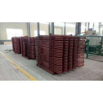 Steam Power Generation Boiler Parts Boiler Economizer