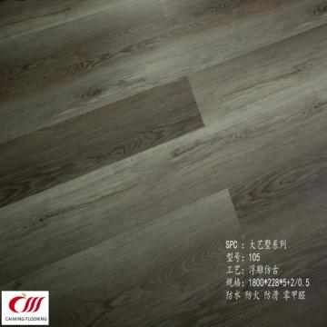IXPE1.5mm Unilin click SPC Flooring