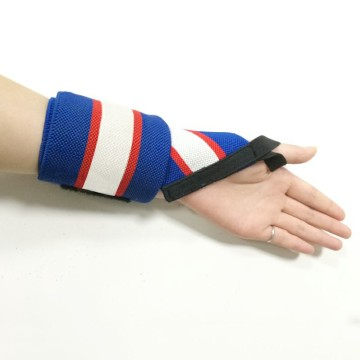 Elastic Breathable Keyboard Wrist And Thumb Support