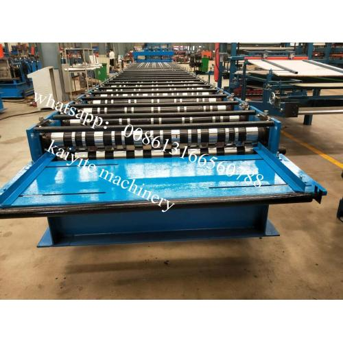 Container Plate Roll Forming Machine