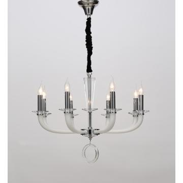 Modern Minimalist Dining room decor Glass Pendant Lamp