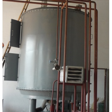Barium Chloride Continuous Plate Vacuum Dryer Machine