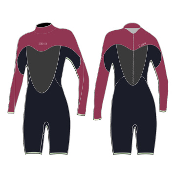 Seaskin 2mm Long Arm Wetsuit For Scuba Diving
